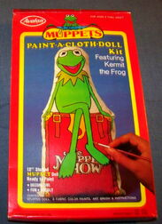 1978 paint a cloth doll 1