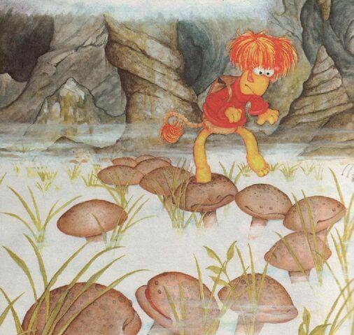 File:Marsh of the mushy mushrooms.JPG
