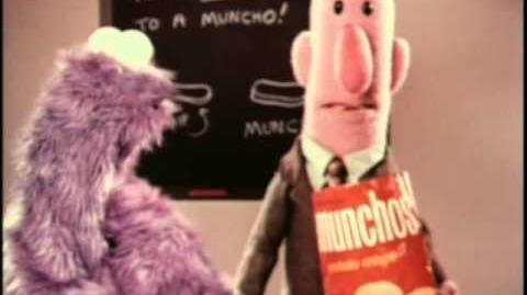 Munchos Commercial