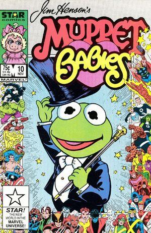 MuppetBabiesComic-issue10