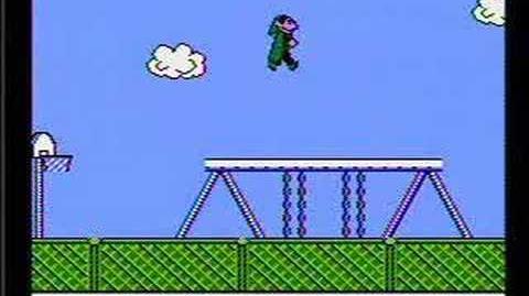 Sesame Street Countdown - NES Gameplay