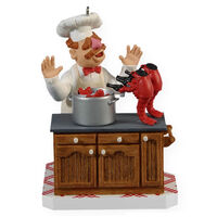 Swedish chef ornament