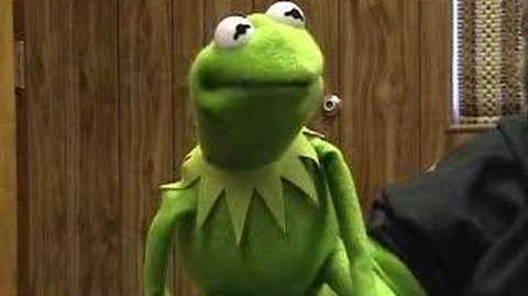 Kermit interviewed in Kermit, Texas