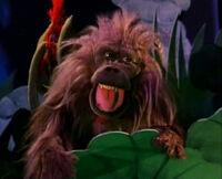 Baboon Muppets Tonight
