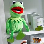 Butlers-Kermit-Plüschfigur-Shelf