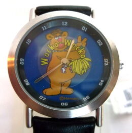 Kermit collection fozzie bear watch
