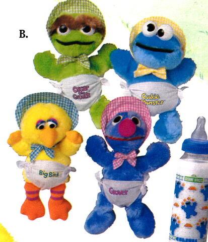 File:Hasbro softies baby dolls.jpg