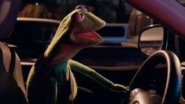 Kermit car M15 pitch