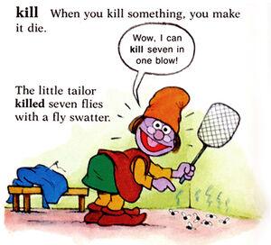 Sesame-kill
