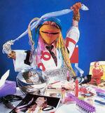 Janice muppet mag Fall 1984