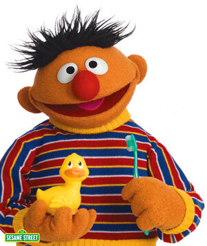 Ernie&RubberDuckie-2009