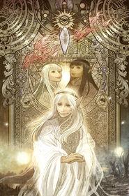 Power of the Dark Crystal 02 Sana Takeda cover textless