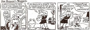 The Muppets comic strip 1982-04-09
