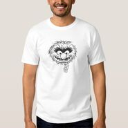 Zazzle animal sketch shirt