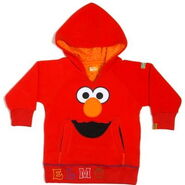 Fabric flavours elmo hoodie