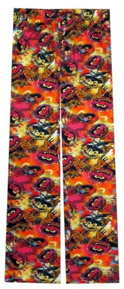 Webundies lounge pants animal 2
