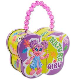 Abby nature girl tin purse