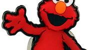 Sesame Street clog pins