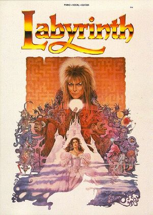Labyrinth.MusicBook