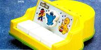 Sesame Street Baby Grand Piano