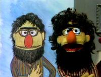 Bert-Paiting-Beard