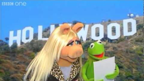 What the Muppets think of The One Show