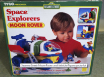 Moon Rover Front