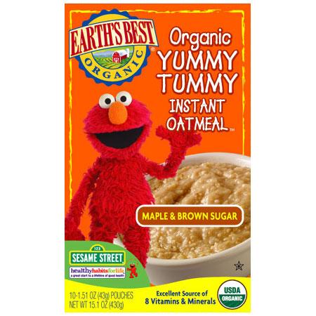 File:Maple & Brown Sugar Organic Yummy Tummy Instant Oatmeal.jpg