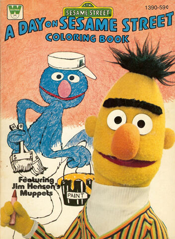File:A Day on Sesame Street coloring book.jpg