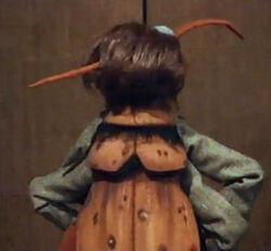 Bug Llewelyn back