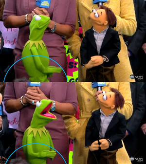 GMA-TheMuppets-Goof-Eric'sHead&Sleeves-(2012-03-13)