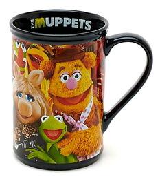 Muppets mug disney store uk group