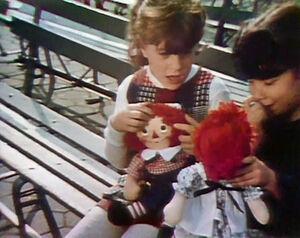 D film Raggedy dolls