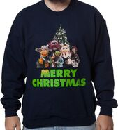 Mighty fine 2014 christmas sweatshirt 2