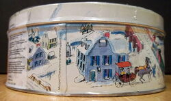 Wilton 1979 cookie cutters tin 5