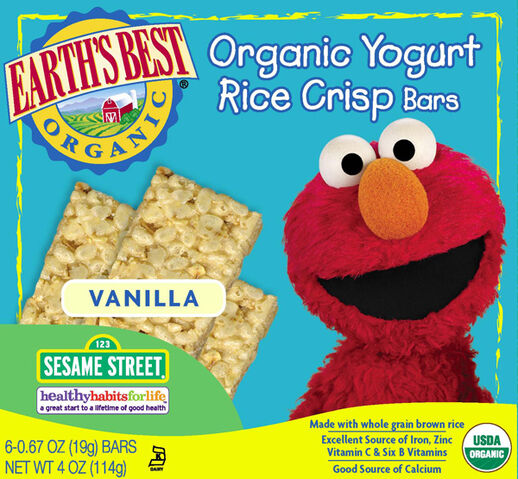 File:Yogurt Rice Crisp Cereal Bars - Vanilla.jpg
