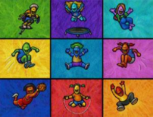 Elmo's World: Jumping | Muppet Wiki | Fandom powered by Wikia
