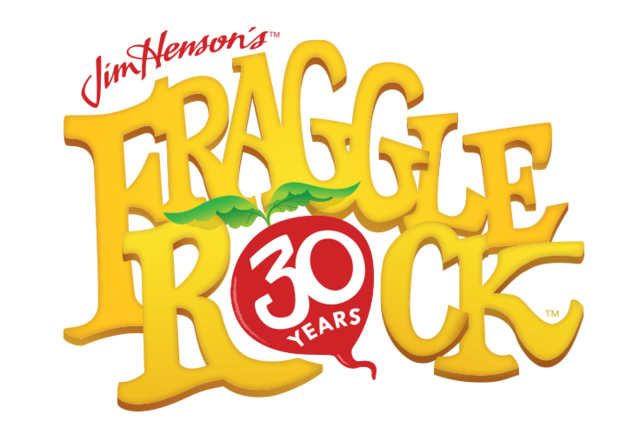 File:Fraggle Rock 30 Years Logo.png