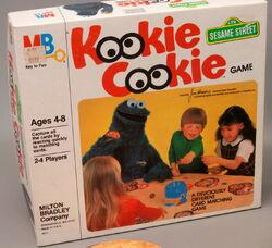Milton bradley 1980 kookie cookie 2