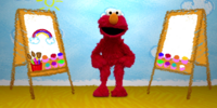 Elmo's World: Painting