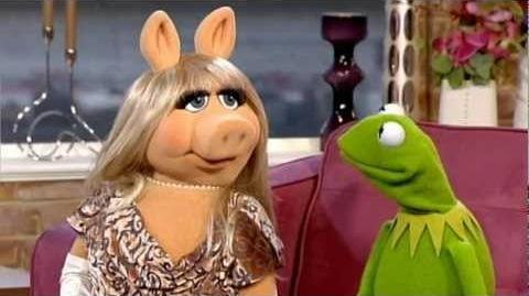 Kermit & Miss Piggy interview on This Morning (Muppets film) - 8th February 2012