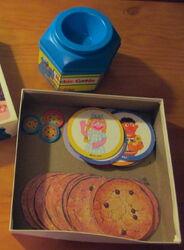Kookie cookie cards