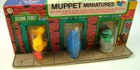 Muppet Miniatures