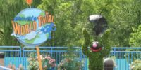 Grover's World Twirl