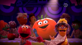 Elmo the Musical#tomato