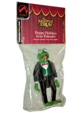 Holiday Kermit Action Figure