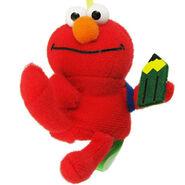 Bandai 2005 sesame japan mascots fuwakko puppet mini plush toys 4