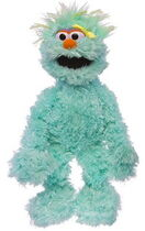 Sesame place plush rosita 15