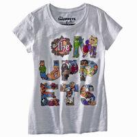 Target threadless tshirt muppets 2012
