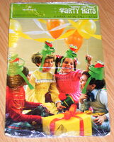 Hallmark 1978 party supplies kermit hats